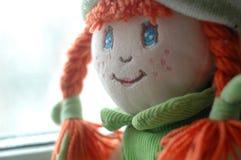 Puppe Lizenzfreies Stockfoto