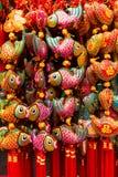 Puppe der chinesischen Art Lizenzfreie Stockbilder