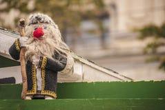 Puppe des alten Mannes Lizenzfreie Stockfotografie