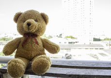 Puppe, Gegenstand, Hintergrund Stockfoto
