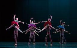 Puppe-klassisches Ballett ` Austen-Sammlung ` Lizenzfreie Stockfotografie