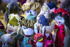 Puppen Lizenzfreies Stockbild