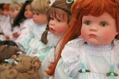 Puppen Lizenzfreie Stockfotografie