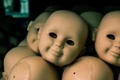 Puppenfabrik Lizenzfreies Stockbild