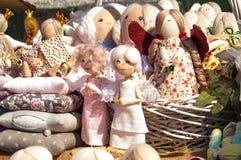 Puppenfeenfestival Stockbild