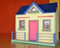 Puppenhaus Stockfoto