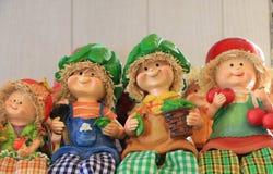 Puppenkunst Lizenzfreie Stockfotos