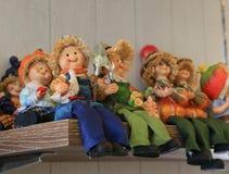 Puppenkunst Lizenzfreie Stockfotografie
