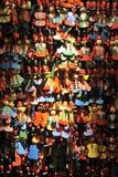 Puppenwand Lizenzfreies Stockbild