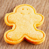 Puppet biscuit Royalty Free Stock Image
