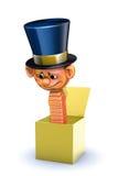 Puppet box Stock Photos