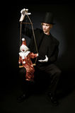 Puppet Master Stock Images