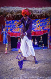 Puppet Show Rajasthan India Stock Photography