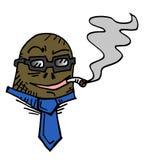 Puppet Smoking Stock Photos
