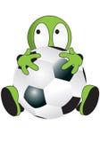 Puppet sport Stock Photo