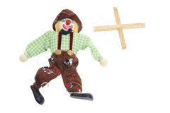 Puppet on a String Stock Images