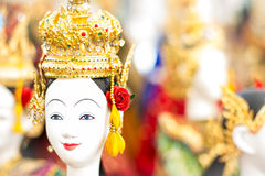 Puppet of Thailand Royalty Free Stock Images