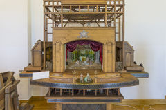 Puppet theater Royalty Free Stock Image