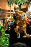 Puppet theater ramayan Stock Photos
