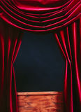Puppet Theater Royalty Free Stock Photography