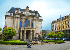 Puppet theater in Wroclaw. Poland Stock Images