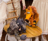 Puppet Theatre Stock Photos