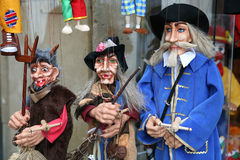Puppets Royalty Free Stock Photography