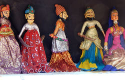 Puppets Stock Images