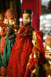 Puppets on display, delhi Stock Photo