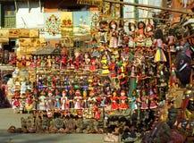 Puppets, Kathmandu, Nepal Stock Photos