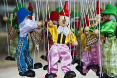 Puppets Stock Photos