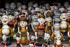 Puppets in Vietnam Stock Photos