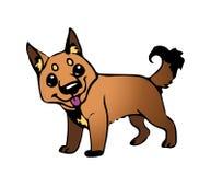 Puppy stock illustratie