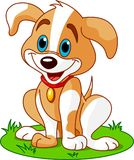 Puppy royalty free illustration