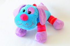 Puppy doll. Image of a puppy toy doll Stock Photography