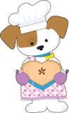 Puppy Love Pie Stock Photos