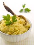 Purée de pommes de terre Photographie stock libre de droits