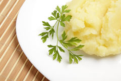 Purée de pommes de terre Image libre de droits