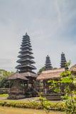 Pura塔曼阿云寺,巴厘语样式 免版税库存图片