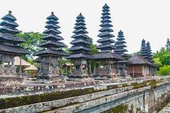 Pura塔曼Ayun,巴厘语样式,印度尼西亚 库存照片