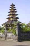 Pura Basukian Puseh Jagat, Besakih, Bali. Image of part of a hindu temple known as Pura Basukian Puseh Jagat, located at the foot of Agung Volcano, Bali Stock Photos