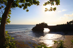 Pura Batu Bolong - Бали 011 Стоковое Изображение