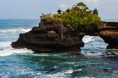 Pura Batu Bolong, complejo de la porción de Tanah Fotos de archivo