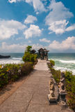 Pura Batu Bolong, Tanah Lot complex Royalty Free Stock Photography