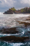 Pura Batu Bolong, Tanah Lot complex Stock Image