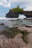 Pura Batu Bolong, Tanah Lotkomplex Stockfotos