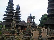 Pura Besakih в Бали стоковое фото rf