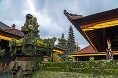 Pura Besakih тюкованный Индонезия Стоковая Фотография RF
