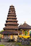 Pura Besakih, Bali, Indonesia. Image of part of a temple known as Pura Besakih, located at the foot of Agung Volcano, Bali, Indonesia. This temple complex is Royalty Free Stock Photo