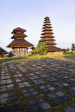 Pura Besakih, Bali, Indonesia. Image of part of a temple known as Pura Besakih, located at the foot of Agung Volcano, Bali, Indonesia. This temple complex is Royalty Free Stock Photography